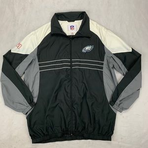 XL NFL Philadelphia Eagles Windbreaker